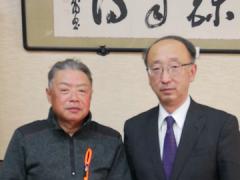 日大明誠:土屋校長より新年のご挨拶をいただきました